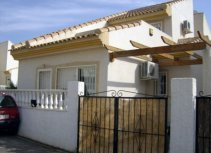 Good value villa with lovely communal pool