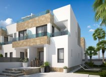 Residential with communal pool and green areas in Bigastro